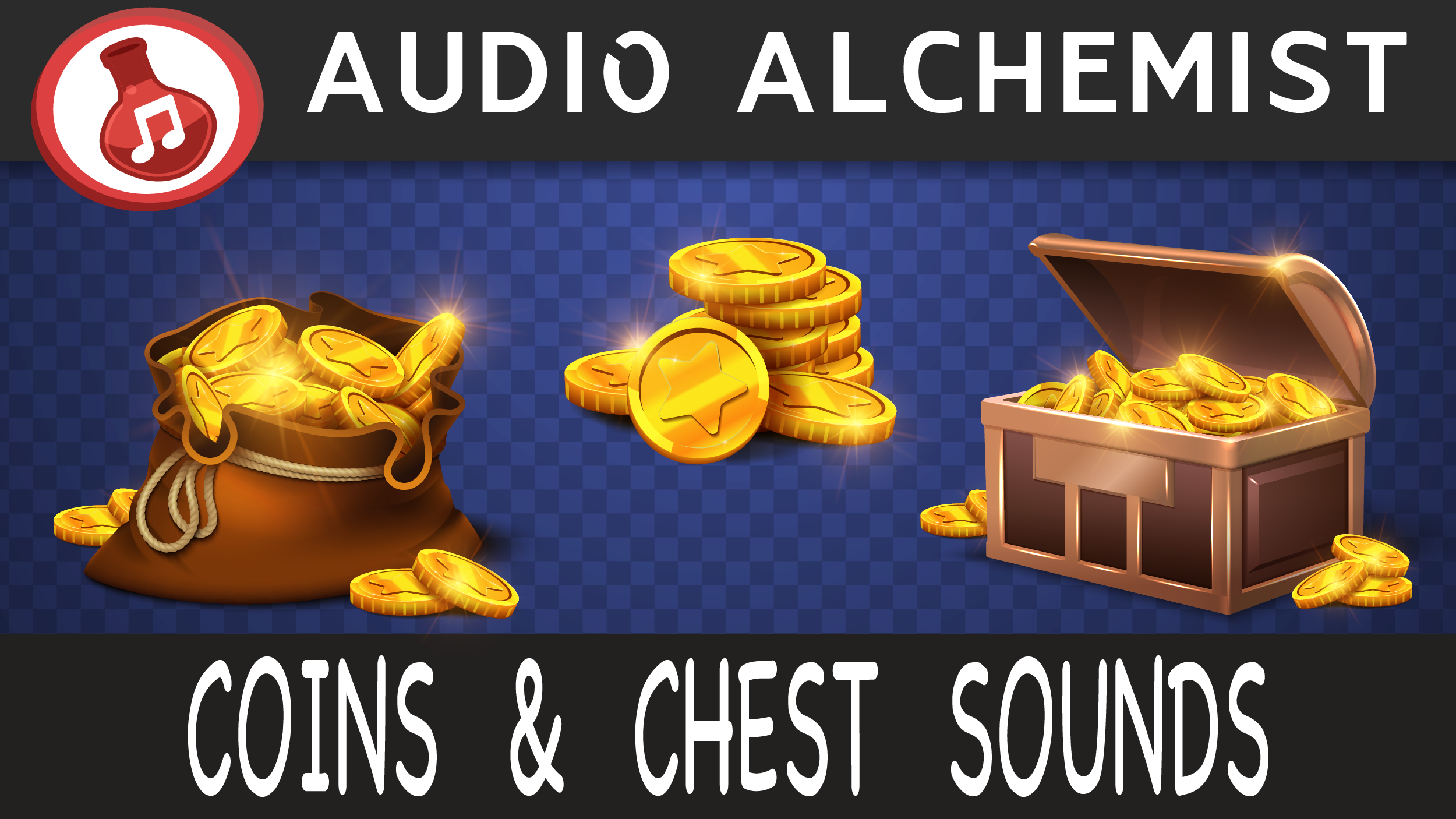 Coins & Chest Sounds