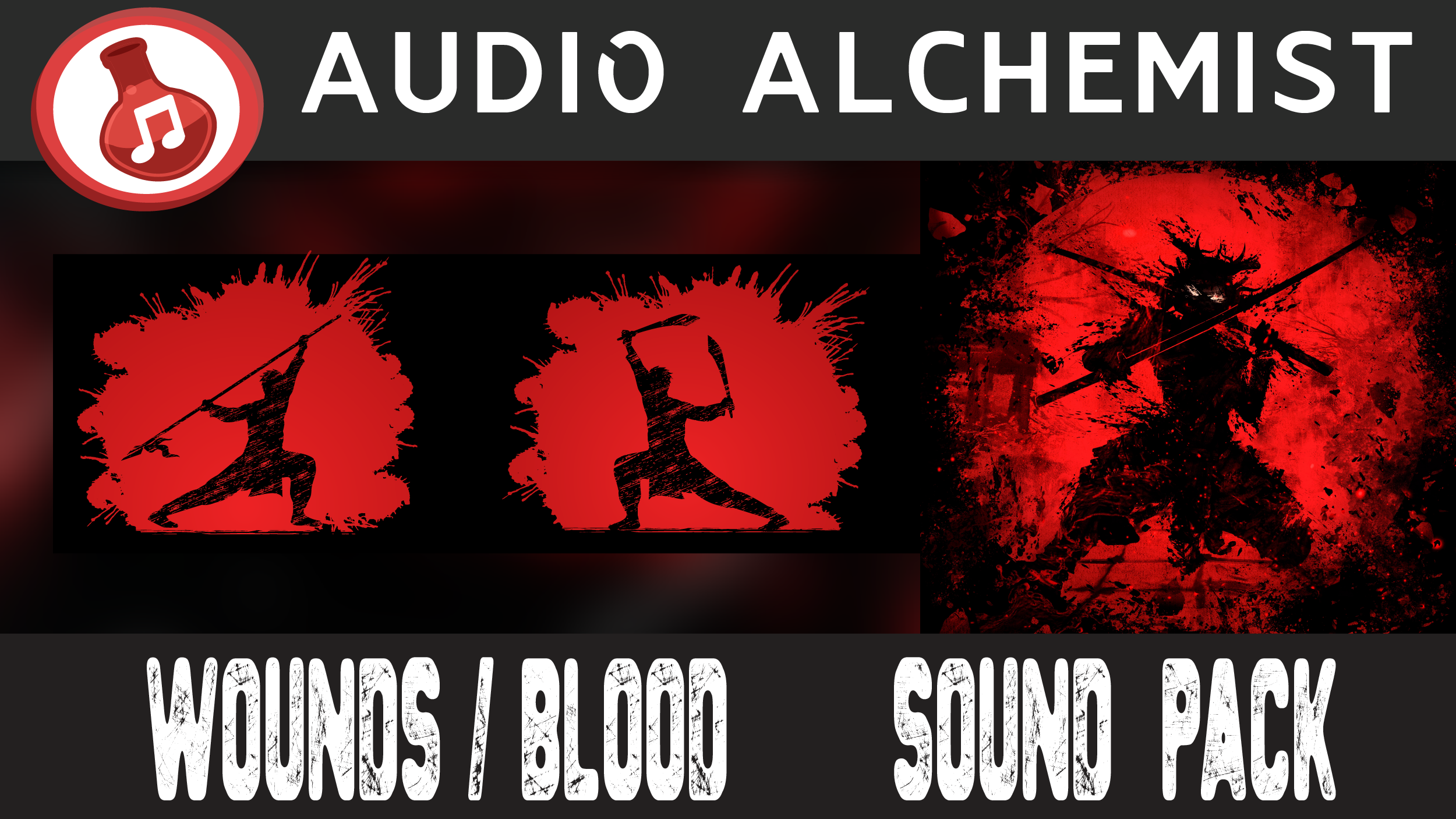 Wounds & Spells Sound Pack