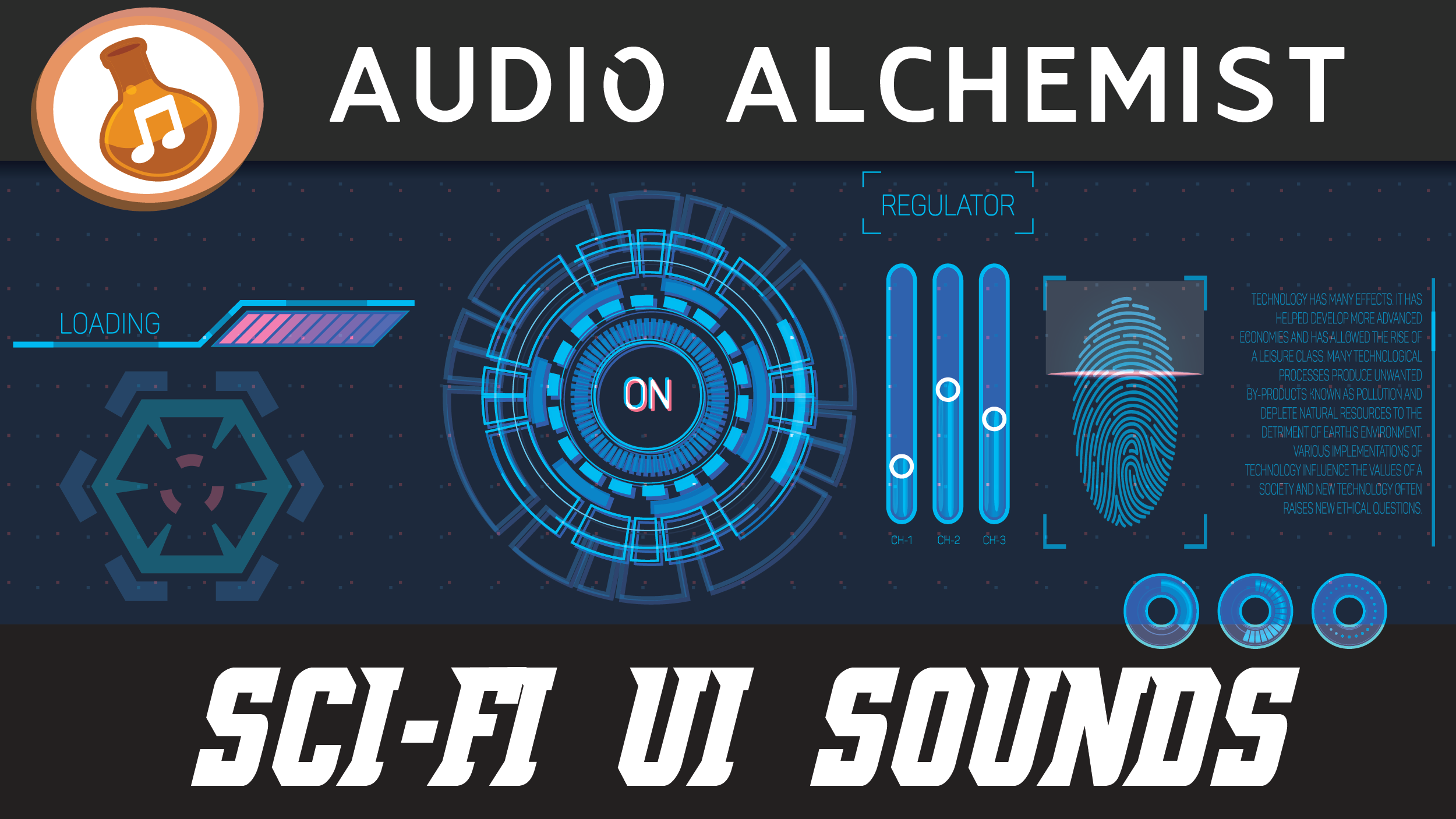 Sci-Fi User Interface Sounds