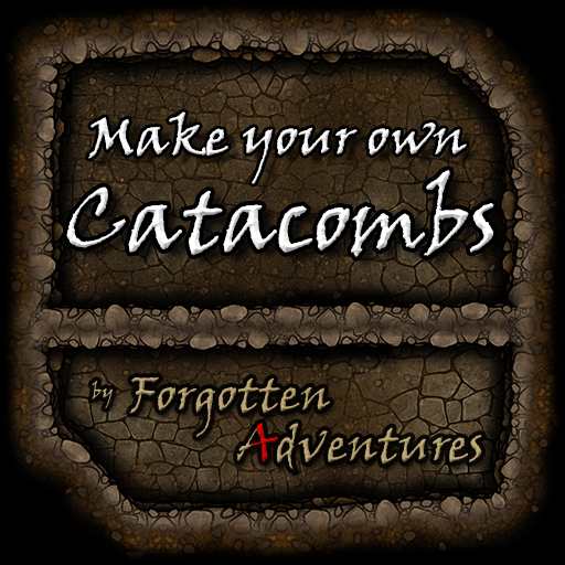Make your own Catacombs, Tile Set Pack