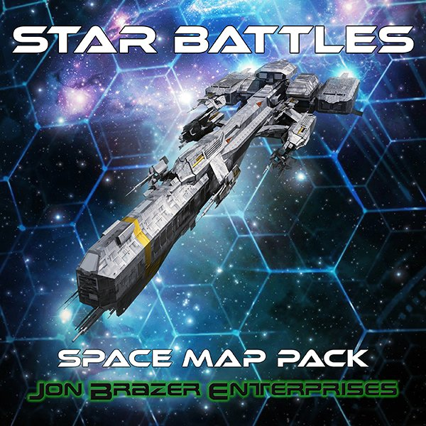 Star Battles: Space Map Pack