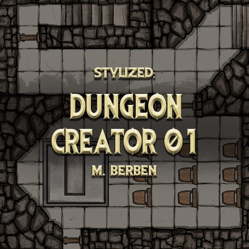 Stylized: Dungeon Creator
