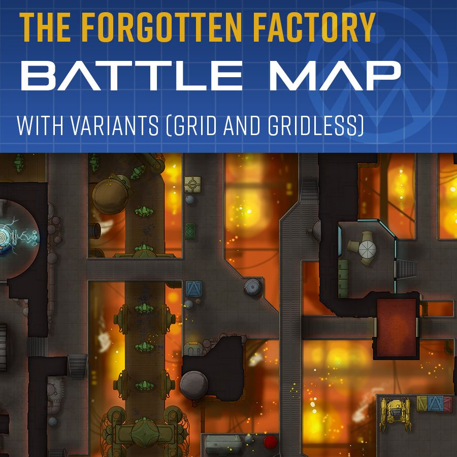 The Forgotten Droid Factory