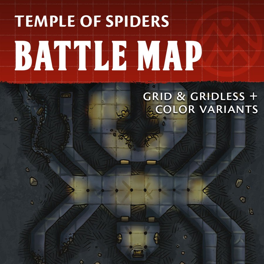 Temple of Spiders