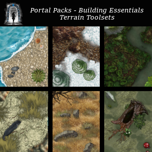 Portal Packs - Audio Essentials - The Ambient West 2