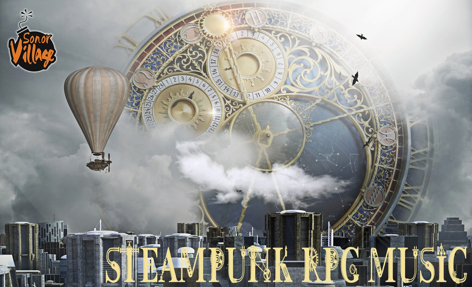 Steampunk RPG Music