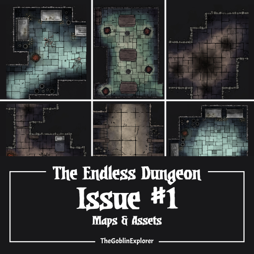 The Endless Dungeon: Issue #1